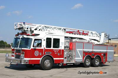 Bridgeport Quint 31: 2007 KME Predator 200/600 100'