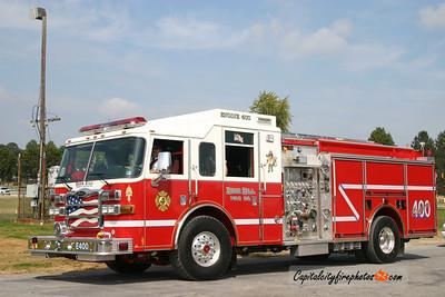 Edge Hill Engine 400: 2006 Pierce Dash 1500/750