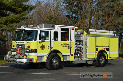 Fort Washington Engine 88-1: 2011 Pierce Arrow XT 1500/750