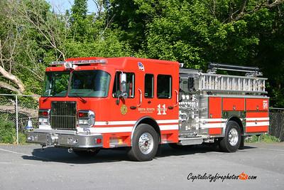 Bryn Athyn Engine 11: 2007 Spartan/Toyne 1500/600