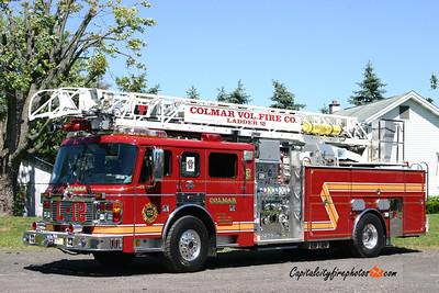 Colmar Ladder 12: 2000 ALF Eagle/LTI 2000/750 75'