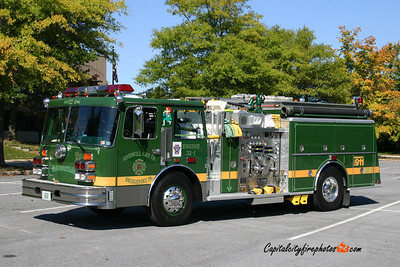 Bridgeport Engine 32-1: 1988 KME 1250/750