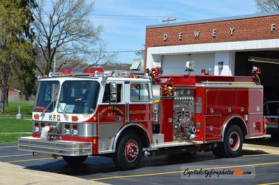 Hellertown (Dewey FC) Engine 1311: 1989 Hahn 1000/750