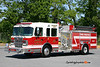 Hanover Township Engine 1511: 2009 Spartan/M&W 1250/750