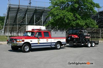 Lehigh Township Utility 4743: 1996 Ford F-250