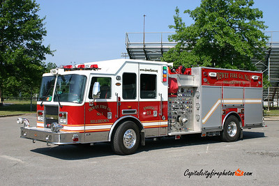 Hellertown (Dewey FC) Engine 1313: 2006 KME Predator 1500/750/50