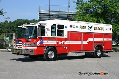 East Allen Rescue 4641: 2008 Pierce Quantum