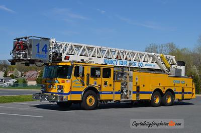 Nancy Run (Bethlehem Township) Tower 1421: 1992 Simon-Duplex/LTI 2000/250 100'