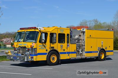 Nancy Run (Bethlehem Township) Engine 1413: 1997 Simon-Duplex/Marion 1500/1300
