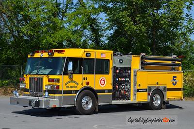 Pocono Mountain Engine 5: 2011 Sutphen 2000/1000/20