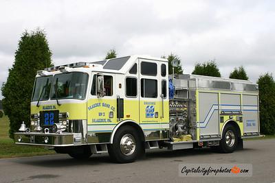 Blakely Engine 22: 1997 KME Renegade 1500/750