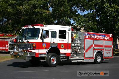 Honesdale (Wayne Co) Engine 13-1: 2004 ALF Metropolitan 2000/800