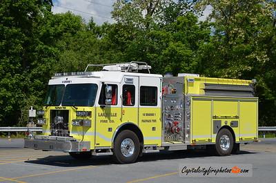 Lakeville Engine 18-1: 2018 Sutphen Monarch 2000/1000