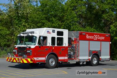 Dingman Township Rescue Engine 26: