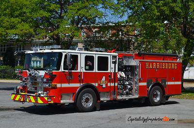Harrisburg Wagon 4: 2017 Pierce Enforcer 1500/500