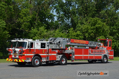 Harrisburg Ladder 2: 2015 Pierce Arrow XT 100'