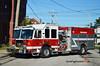 City of Erie Bureau of Fire (Erie Co.) Engine 8: 2013 KME Predator 1500/500
