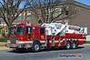 Allentown City (Lehigh Co.) Truck 1 (Reserve): 2008 KME 100'