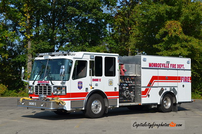 Monroeville #1 Engine 12: 2013 Ferrara Igniter 2000/750