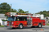 Blaine Hill Fire Co., Elizabeth Township Truck 142: 1995 Pierce 1500/300 75' (X-White Oak, PA)