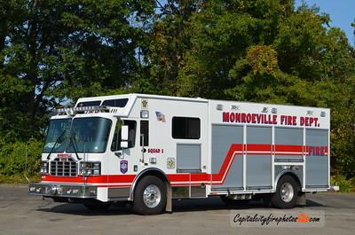 Monroeville #1 Squad 12: 2010 Ferrara Igniter/Kenco