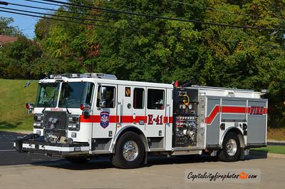 Monroeville #4 Engine 41: 2015 Seagrave Marauder II 1500/500