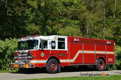 Edgewood Rescue 137: 2007 Pierce Dash 250/250