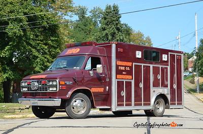 Chalfant Service 120: 1994 Chevrolet/JB Rescue