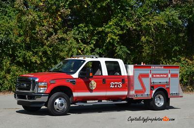 Swissvale Service 278: 2007 Ford F-350/Tri State Fire