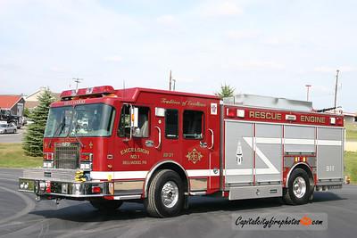 Bellwood Antis Rescue 22-31: 2001 Spartan/Saulsbury