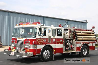 Geeseytown Engine 3012: 1991 Pierce Lance 2000/750