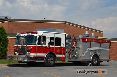 Lakemont Fire Co. (Logan Township) Engine 1511: 1999 Spartan/Saulsbury 1500/1000