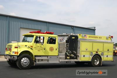 Pinecroft Engine 23-13: 1995 International 1750/1000