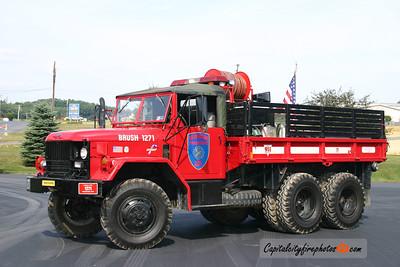 Newburg Brush 1271: 1988 Kaiser 350/300