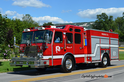 Phoenix FC, Hollidaysburg Engine 1011: 2010 E-One 1500/780