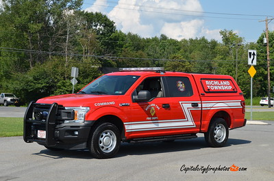 Richland Township Command 3: 2013 Ford Explorer