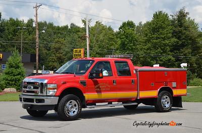 Summerhill Utility 86-4: 2008 Ford F-350/Reading