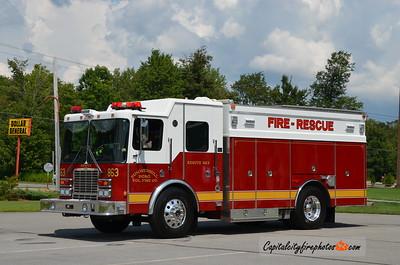 Summerhill Rescue 86-3: 2000 HME/4 Guys