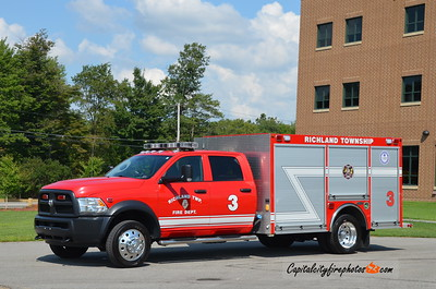 Richland Township Special Service 3: 2013 Dodge/4 Guys