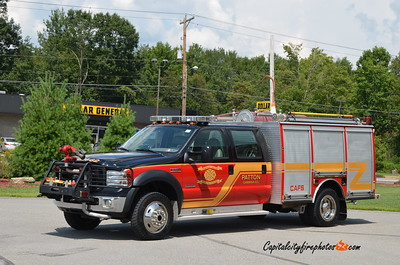Patton Brush 62: 2007 Ford F550/Darley 500/410/25A (X-Schwenksville, PA)