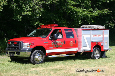 Wilmore Utility 87-2: 2006 Ford/Fouts Bros