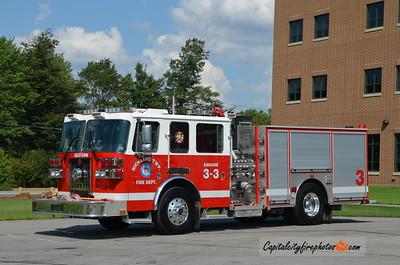 Richland Township Engine 3-3: 2010 Sutphen 1500/500/25