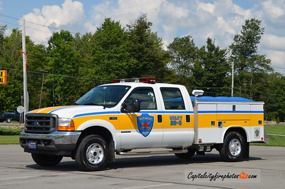 Southmont Utility 26-3: 2000 Ford F-250/?