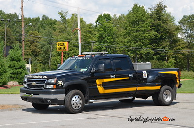 Northern Cambria (Hope Fire Co.) Utility 50: 2009 Chevrolet