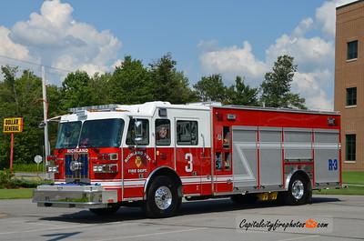 Richland Township Rescue 3: 2010 Sutphen/Precision 1500/500