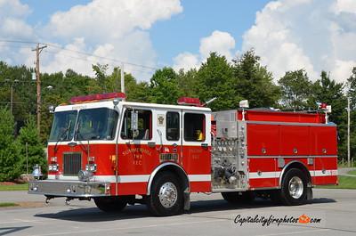 Summerhill Township Engine 80-2: 1992 Spartan/Quality 1500/1000/30