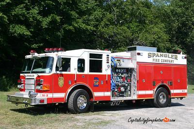 Spangler Engine 58-2: 2007 Pierce 1500/750/30