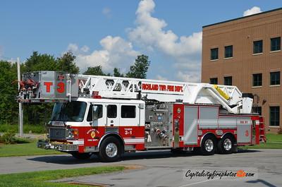 Richland Township Tower 3-1: 2004 ALF Eagle/LTI 2000/300 100'