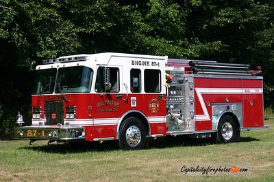 Wilmore Engine 87-1: 2004 Spartan/Crimson 1500/1000/30