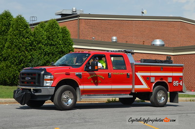 South Fork Utility 85-4: 2010 Ford F-350
